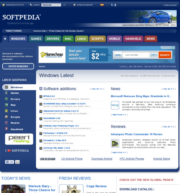 Free Software Downloads Websites: Top 5 Sites To Download Software Of Any Category