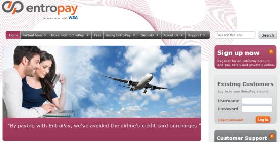 entropay- virtual credit card