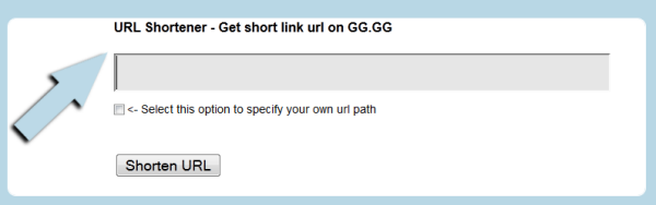 gg.gg-url shortner