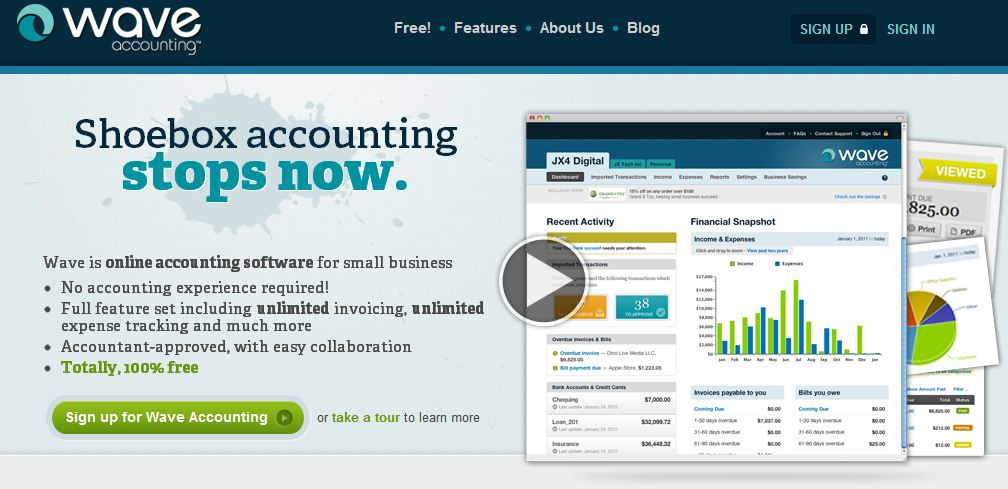 free online accounting