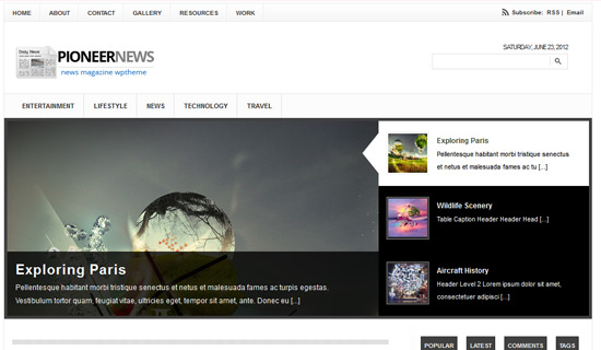 pioneer-free-wordpress-themes