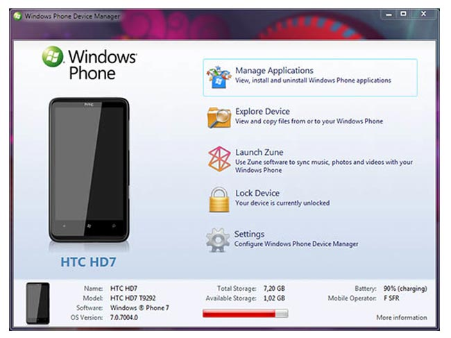 HTC HD7 PC SUITE SOFTWARE WINDOWS 8 X64 DRIVER