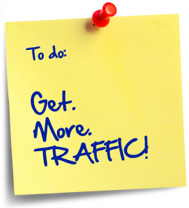 earn more traffic