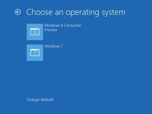 Windows 8 Virtual hard-drive