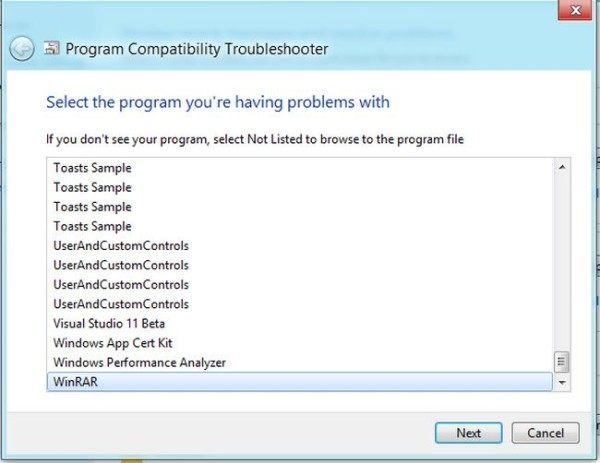 Windows 8 compatibility issues