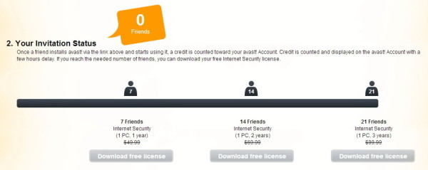 Download free license