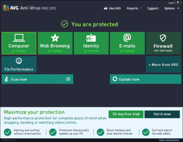 Best Antivirus for Windows 8