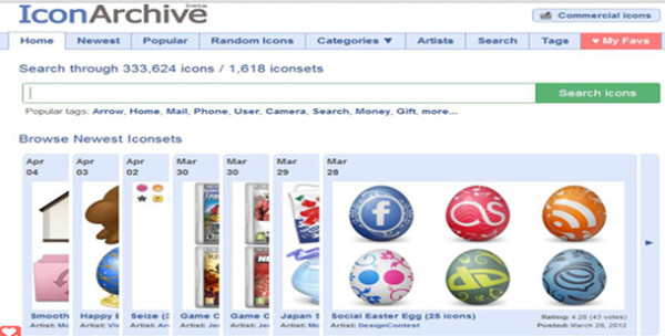 Best Sites To Download High Quality Icons & Images