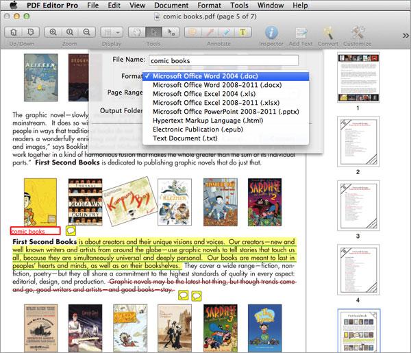 Nitro PDF Converter