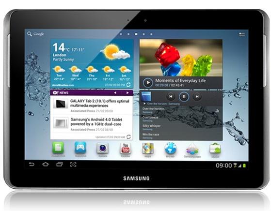 Samsung Galaxy Tab 2 7-inch