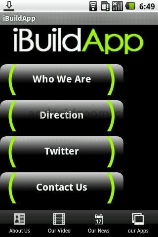iBuildApp