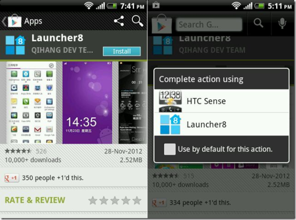 Launcher8