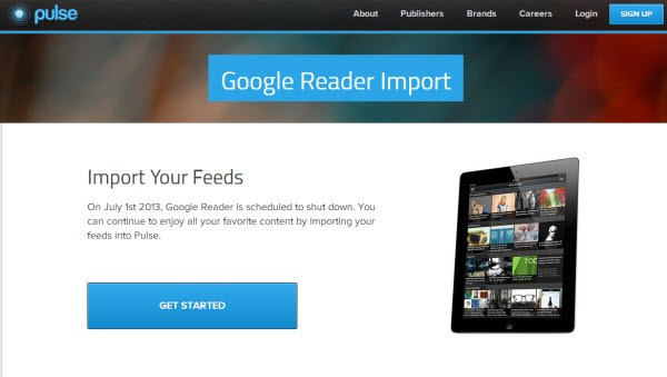 Best Google Reader Alternatives