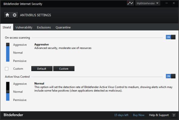 bitdefender-internet-security-2014-antivirus-settings