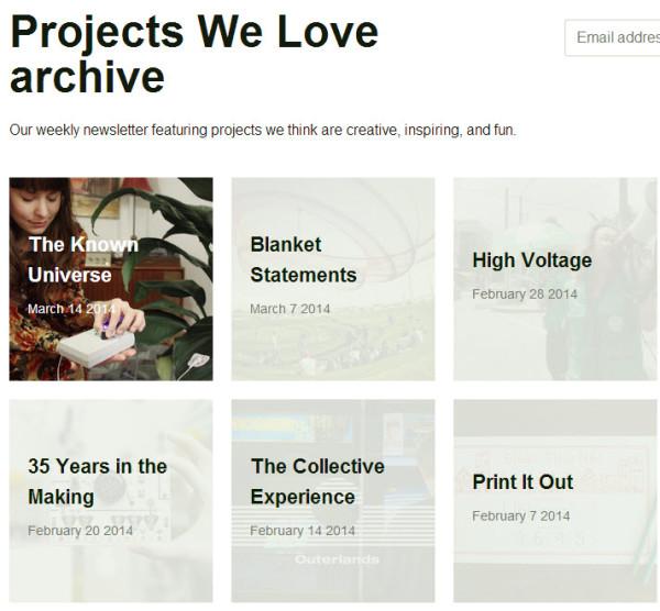 kickstarter-featured-projects