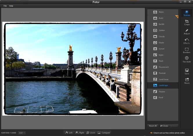 WinFotorScreenshot