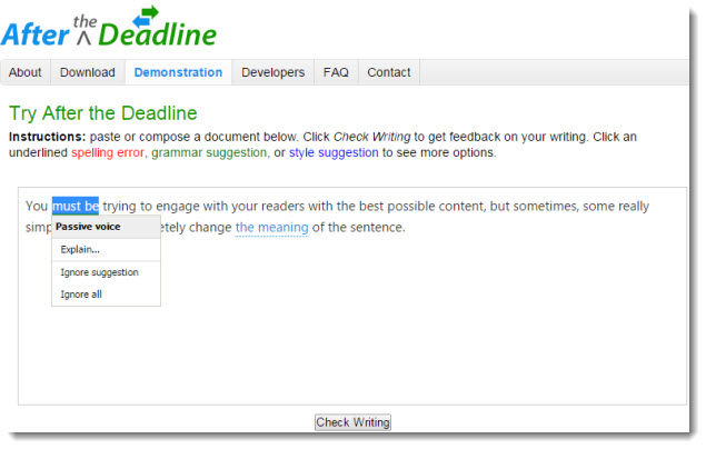 grammar check free online
