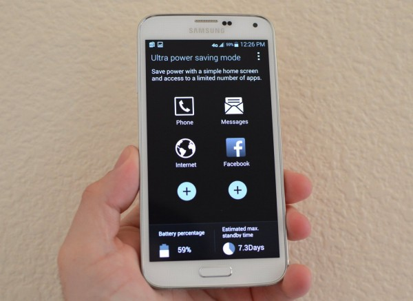 android ultra saving