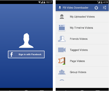 how to download videos from facebook on phone