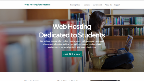 Free Hosting Providers for Students Projects