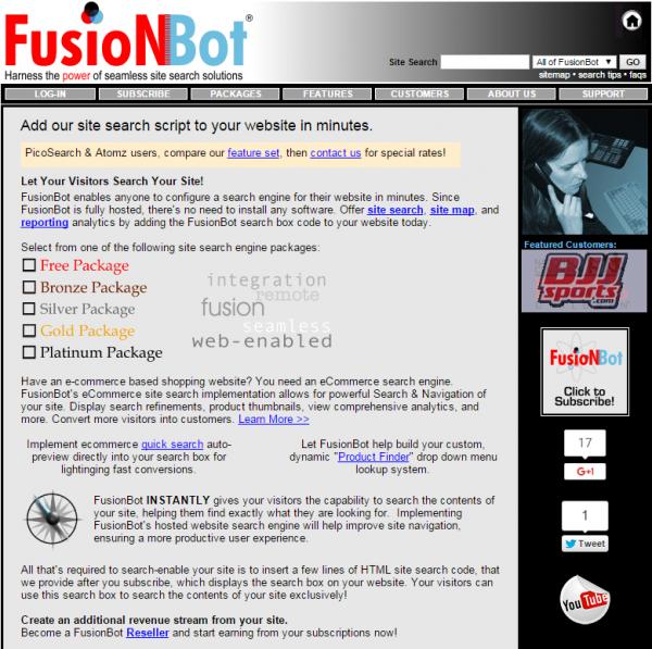 fusion bot