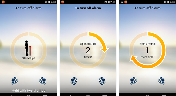 Annoying Alarm Clock Mobile Apps
