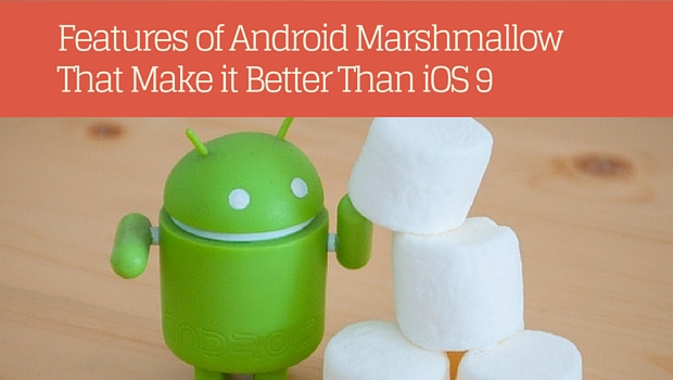 Android Marshmallow features set