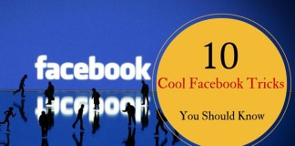 Cool Facebook Tricks