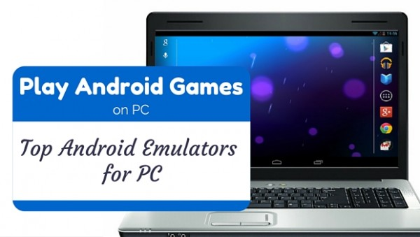 play android games on PC