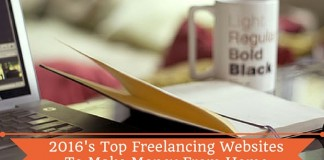Top Freelancing Websites 2016