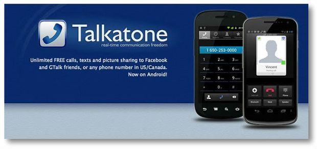 talkatone calling app